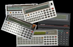 The Sharp PC-12xx Series