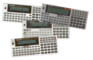 The Sharp PC-14xx Series